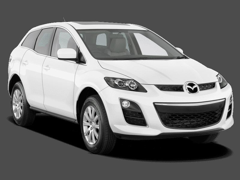 Mazda Qx7 Aramis Rent A Car Athens