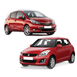 athens car rental fleet