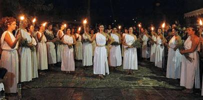 «Ηραία – Πυθαγόρεια» 2017 στη Σάμο: Ένα φεστιβάλ που μας μυεί στο αρχαίο ελληνικό πνεύμα και πολιτισμό.